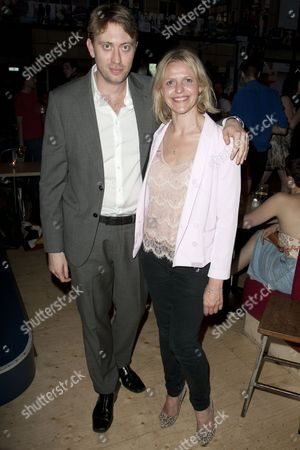 James Phillips (Director) and Zoe Lewis (Author)