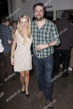 Emily Berrington (Effie) and Jeremy Herrin (Director)