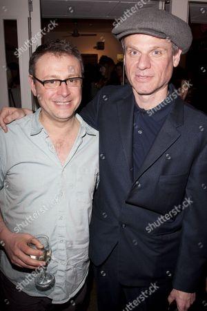 Lee Hall and Trevor Fox (Gordon)