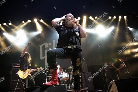 Editorial photo of Download 2008 - Valient Thorr