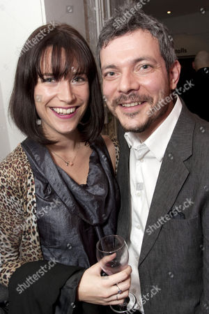 Jo Danvers (General Manager, Donmar Warehouse) and James Bierman (Executive Producer, Donmar Warehouse)