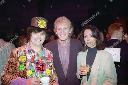 Screaming Lord Sutch, Paul Nicholas and unknown