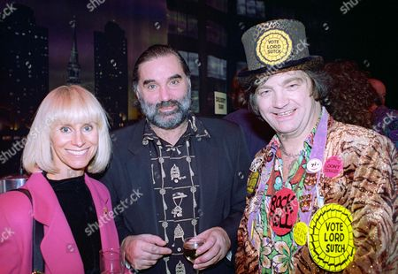 Rita Tushingham, George Best and Screaming Lord Sutch