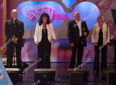 Editorial picture of 'Loose Women' TV Programme, London, Britain. - 25 May 2012