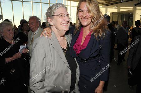 Pamela Cashin and Tracey Emin