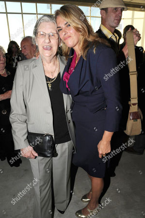 Editorial picture of 'She Lay Down Beneath the Sea' exhibition opening, Margate, Britain - 25 May 2012
