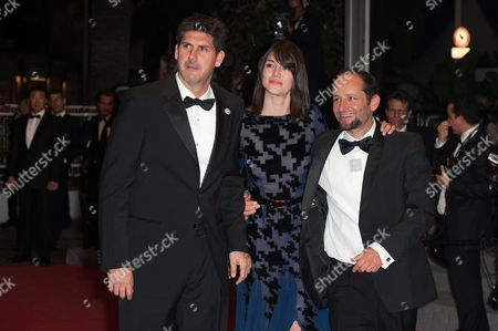 Editorial picture of 'Post Tenebras Lux' film screening, 65th Cannes film festival, France  - 24 May 2012