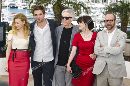 Editorial photo of 'Cosmopolis' film photocall, 65th Cannes Film Festival, France - 25 May 2012