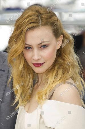 Stock Photo of Sara Gadon