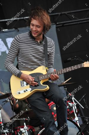 Editorial picture of Reading Festival 2009 - Fightstar