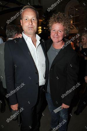 Ian Wace and Chris Levine