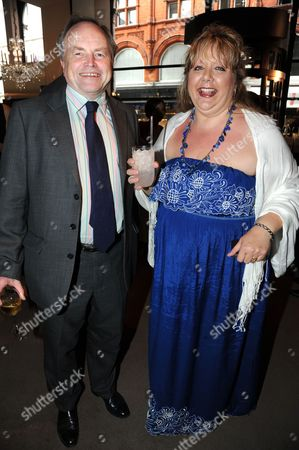 Clive Anderson and guest
