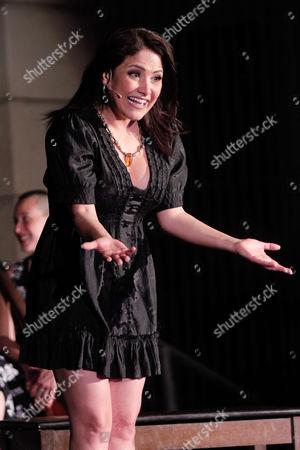 Stock Photo of Vanessa Bauche