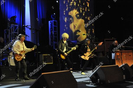 Mick Ralphs Ian Hunter Pete Watts Verden Allen
