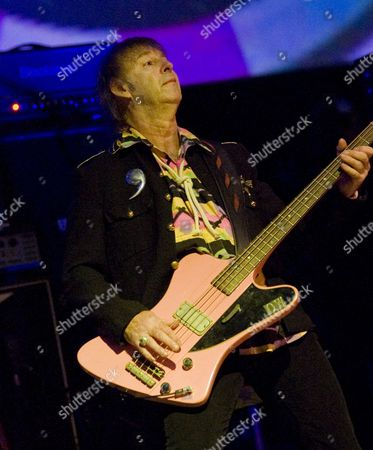 Editorial picture of Mott The Hoople Reunion Show At The Hammersmith Apollo