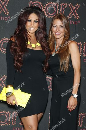 Tracy DiMarco and Drita D'Avanzo