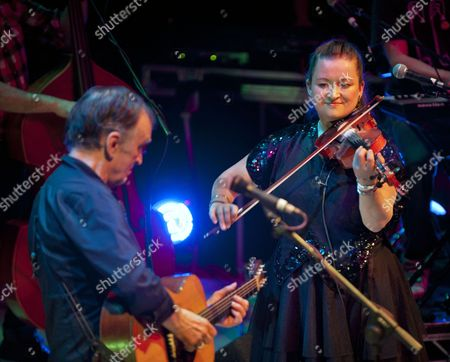 The Imagined Village - Martin Carthy and Eliza Carthy