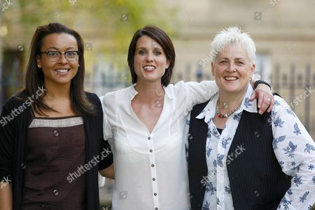 Jaye Jacobs, Heather Peace and Horse aka Sheena McDonald