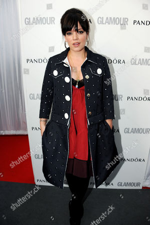 Editorial picture of Glamour Magazine's Women of the Year Awards, London, Britain - 29 May 2012