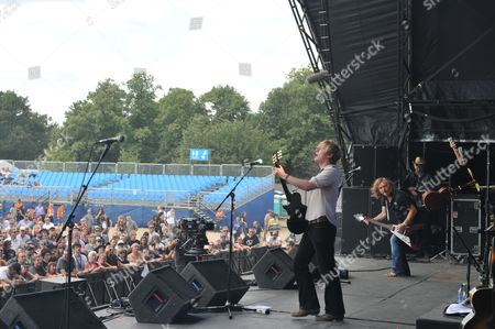London United Kingdom - July 24: The Union Live On Stage At High Voltage On July 24