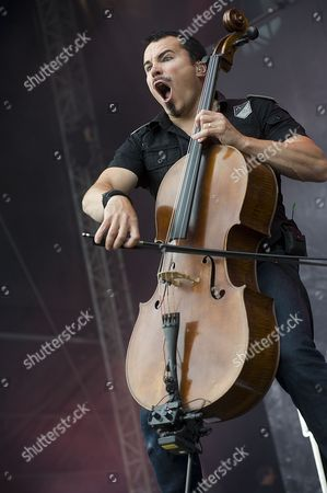 Editorial image of Sonisphere 2010 - Apocalyptica