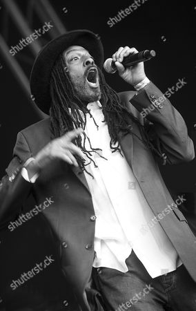 Editorial picture of Vintage at Goodwood Festival 2010 - Aswad