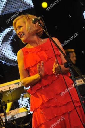 Editorial photo of Vintage at Goodwood Festival 2010 - Beryl Marsden