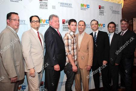 Paul King, Robert Wankel, Nick Jonas, Freddie Gershon, Drew Cohen, Peter Avery, Timothy Allen McDonald