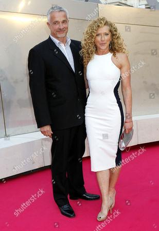 John Gardner and Kelly Hoppen