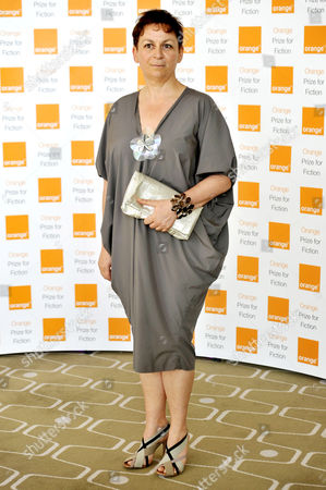 Editorial picture of Orange Prize For Fiction, London, Britain - 30 May 2012
