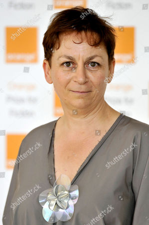 Stock Image of Anne Enright