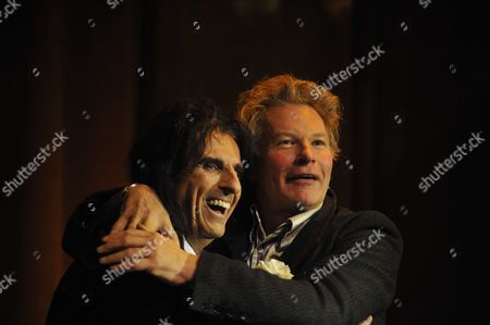 Julien Temple Alice Cooper