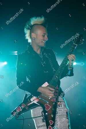 Editorial photo of Download 2011 - My Darkest Days
