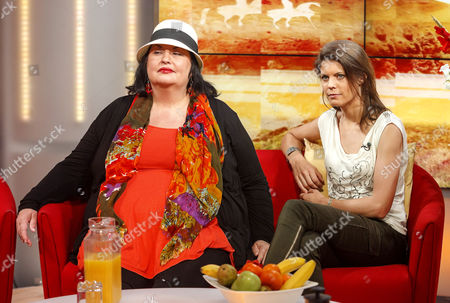 Marsha Coupe and Liz Fraser