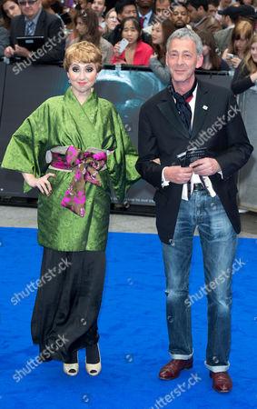 Editorial image of 'Prometheus' film premiere, London, Britain - 31 May 2012