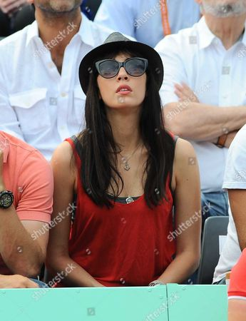Editorial photo of Celebrities at French Open Tennis Tournament, Roland Garros, Paris, France - 30 May 2012