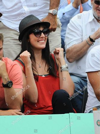 Editorial image of Celebrities at French Open Tennis Tournament, Roland Garros, Paris, France - 30 May 2012