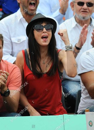 Editorial picture of Celebrities at French Open Tennis Tournament, Roland Garros, Paris, France - 30 May 2012
