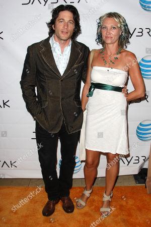 Editorial image of 'Daybreak' web series premiere, Los Angeles, America - 31 May 2012