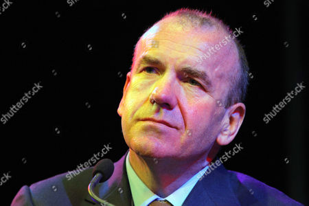 Stock Image of Terry Leahy, former Tesco CEO