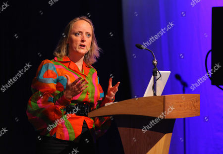 Editorial photo of The Telegraph Hay Festival, Hay on Wye, Powys, Wales, Britain - 01 Jun 2012