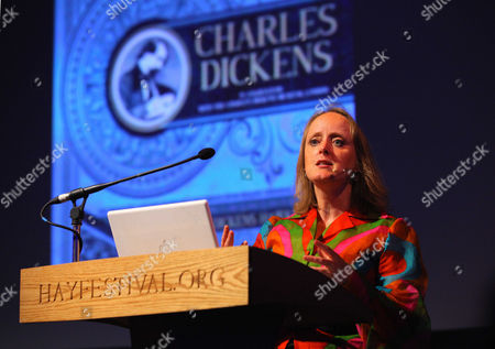 Lucinda Dickens Hawksley on her great-great-grandfather Charles Dickens