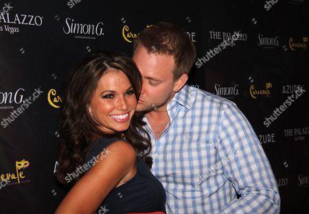 Melissa Rycroft and husband Tye Strickland