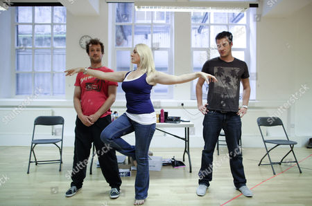 Editorial photo of WAG the musical at The American Musical Theatre Academy, London, Britain - 01 Jun 2012