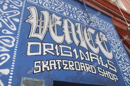 Editorial picture of Jay Adams Z-Flex signing at Venice Originals Skateboard Shop, Los Angeles, America - 03 Jun 2012