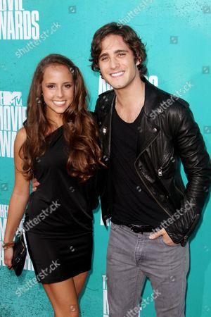 Editorial photo of 2012 MTV Movie Awards, Los Angeles, America - 03 Jun 2012