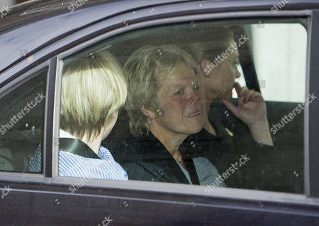 Picture Shows Mother Of Milly Dowler Sally Dowler Leaving The Old Bailey Crown Court Today After Bob Dowler Gave Evidence In The Trial Of Levi Belfield Accused Of The Abduction And Murder Of Milly.