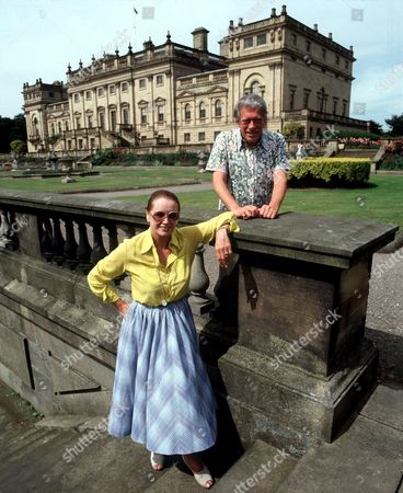 LORD AND LADY HAREWOOD - 1990