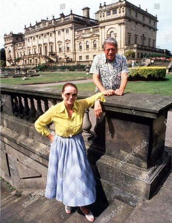 LORD AND LADY HAREWOOD