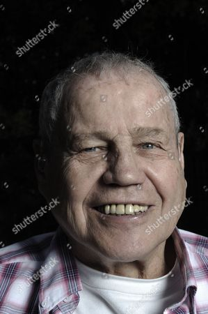 Stock Picture of Ex Boxer Terry Downes.